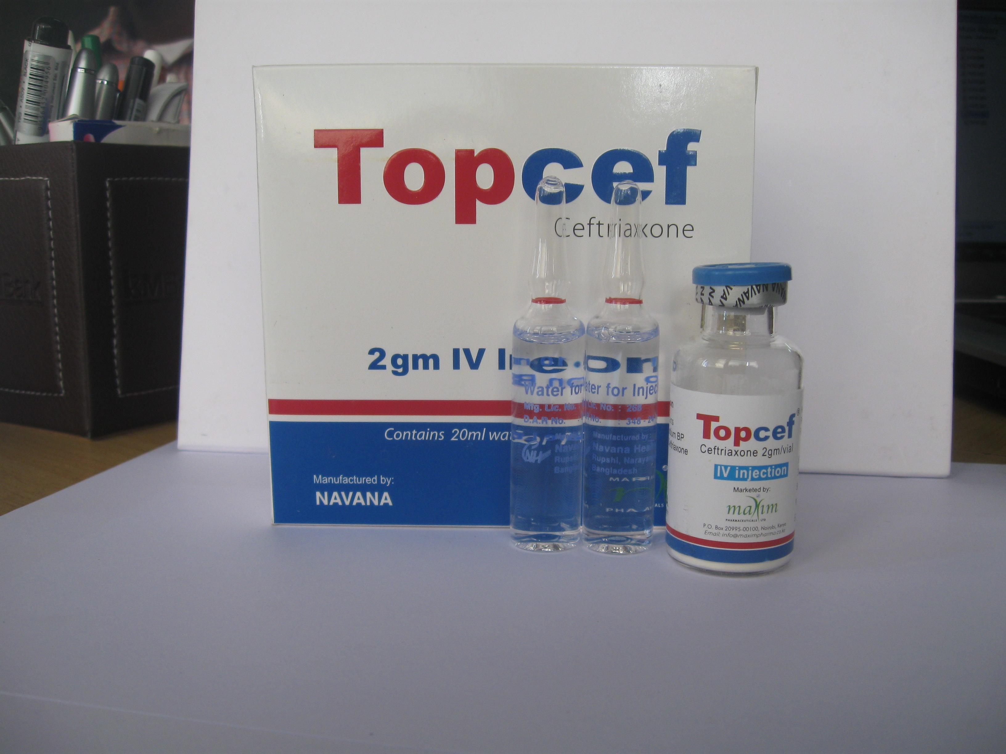 Topcef 2G