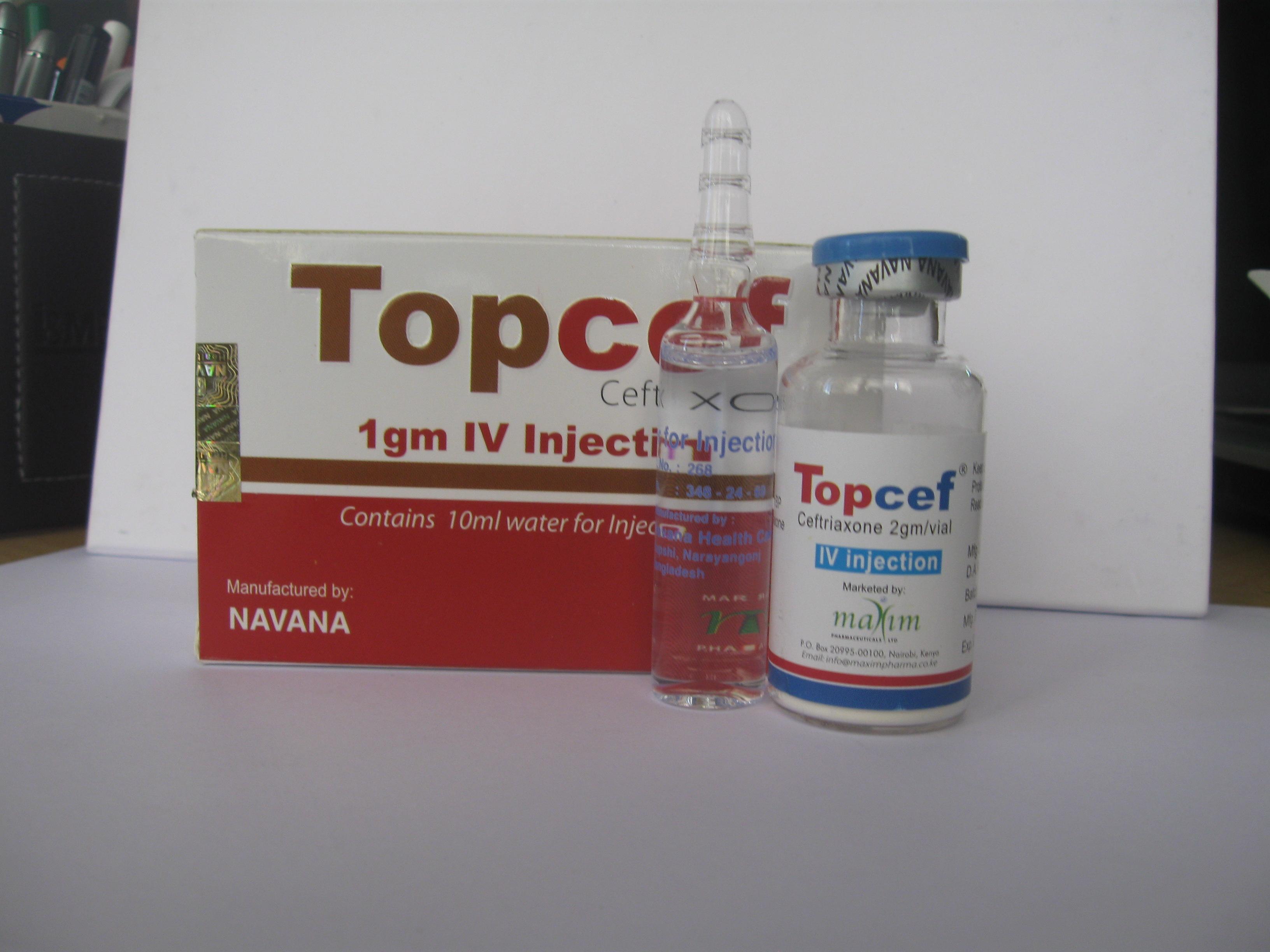 Topcef 1G