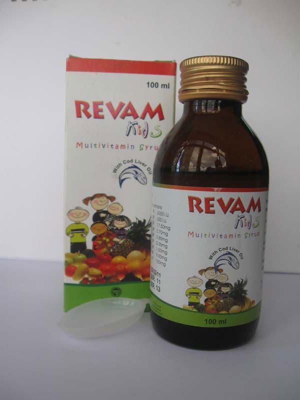 Revam Kids Syrup